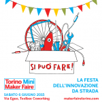 GreenLab alla Torino  Mini Maker Faire